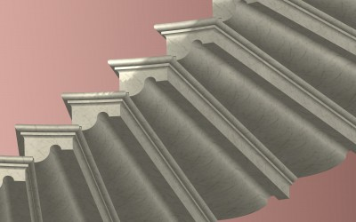 FM. STAIRCASE 3D IMAGE INV MODEL 06