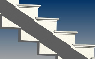 LH. FLYING STAIRCASE 3D IMAGE INV MODEL 05