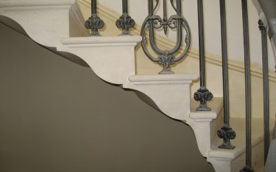 Linden Main Staircase Detail