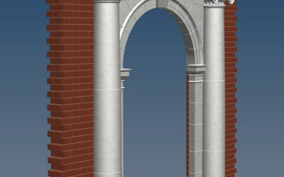 NHH FRONT DOOR 3D IMAGE INV MODEL 06