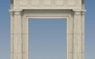 TUSCAN DOOR IMAGE 1