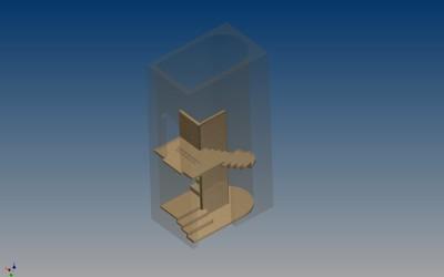 LH WINE CELLAR STEPS 3D IMAGE INV MODEL 01