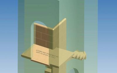 LH WINE CELLAR STEPS 3D IMAGE INV MODEL 03