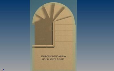 LH WINE CELLAR STEPS 3D IMAGE INV MODEL 04